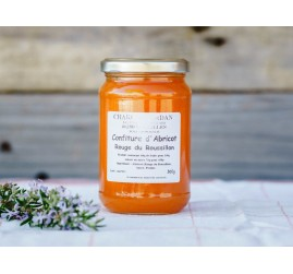 Confiture Abricots rouges du roussillon (360g)